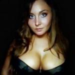 belle brune sexy